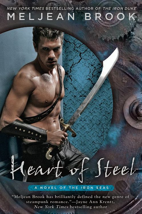 Heart of Steel (The Iron Seas, #2)
