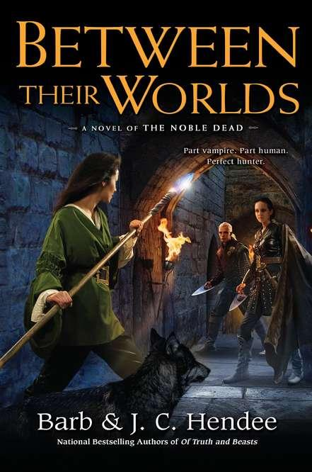 Between Their Worlds (The Noble Dead, #10)