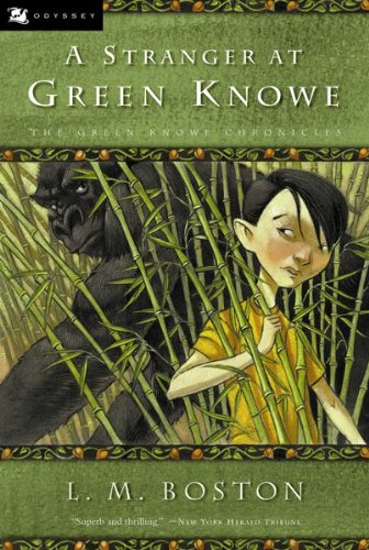 A Stranger at Green Knowe (The Green Knowe Chronicles, #4)