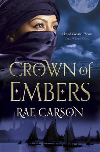 Crown of Embers (Fire and Thorns, #2)