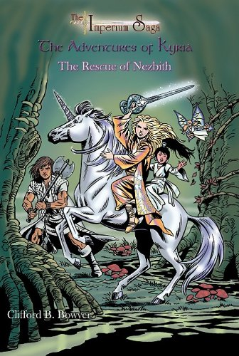 The Rescue of Nezbith (The Adventures of Kyria, #10)