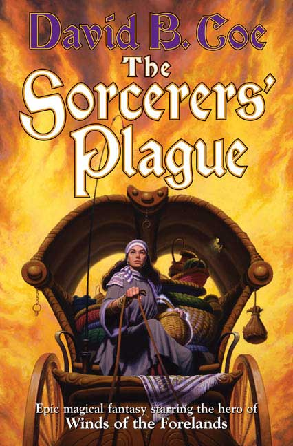 The Sorcerers' Plague (Blood of the Southlands, #1)