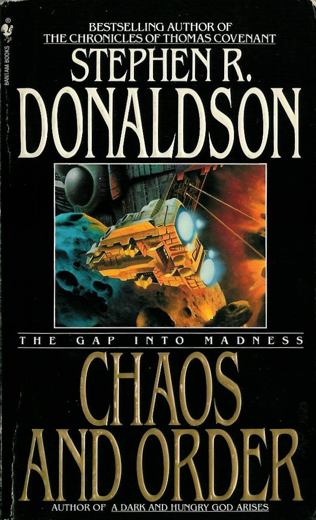 The Gap into Madness: Chaos and Order (The Gap Series, #4)