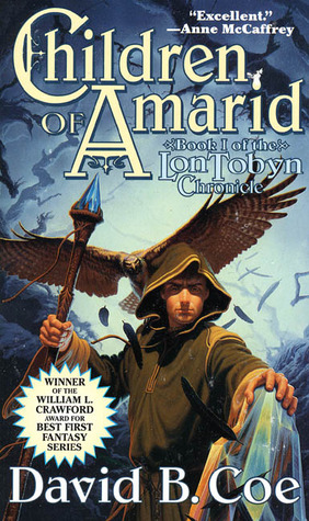 Children of Amarid (LonTobyn Chronicle, #1)