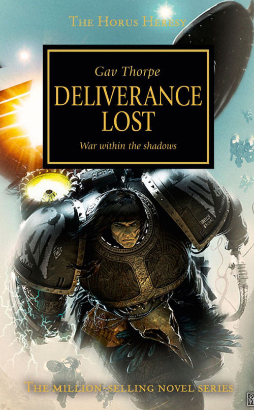 Deliverance Lost (Warhammer 40,000: The Horus Heresy, #18)