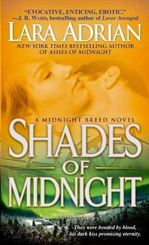 Shades of Midnight (The Midnight Breed, #7)