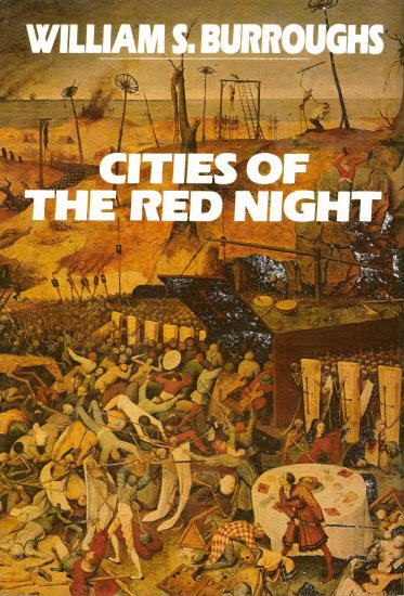 Cities of the Red Night (Cities of the Night, #1)
