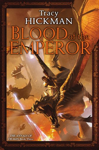 Blood of the Emperor (The Annals of Drakis, #3)
