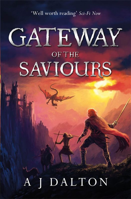 Gateway of the Saviours (Chronicles of a Cosmic Warlord, #2)