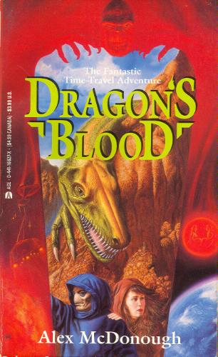 Dragon's Blood (Scorpio, #4)