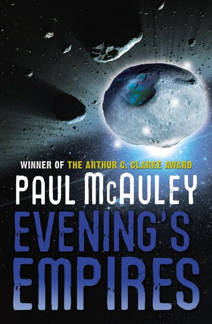 Evening's Empires (The Quiet War, #4)