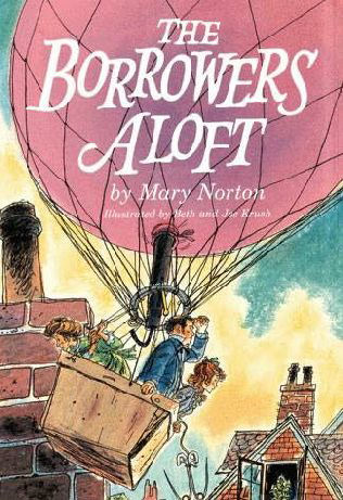 The Borrowers Aloft (The Borrowers, #4)