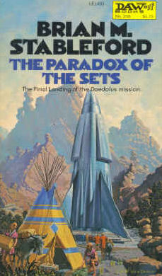 The Paradox of the Sets (Daedalus Mission, #6)