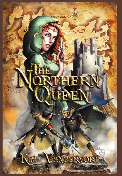 The Northern Queen (The Song and the Sorceress, #2)