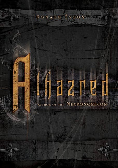 Alhazred (Necronomicon Series, #2)