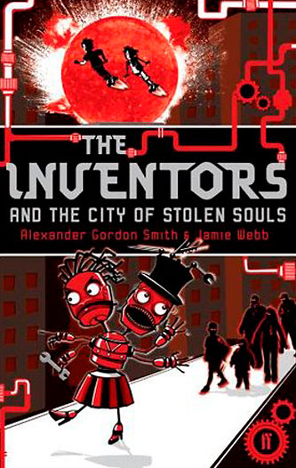 The Inventors and the City of Stolen Souls (The Inventors, #2)