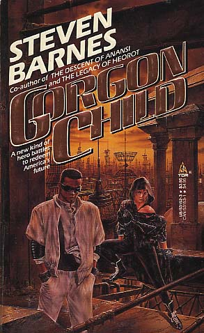 Gorgon Child (Aubrey Knight, #2)