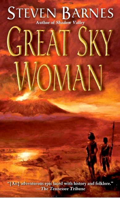 Great Sky Woman (The Ibandi Series, #1)