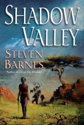 Shadow Valley (The Ibandi Series, #2)