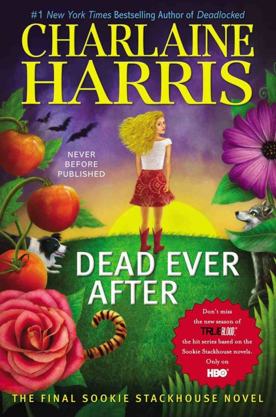 Dead Ever After (The Southern Vampire Mysteries, #13)