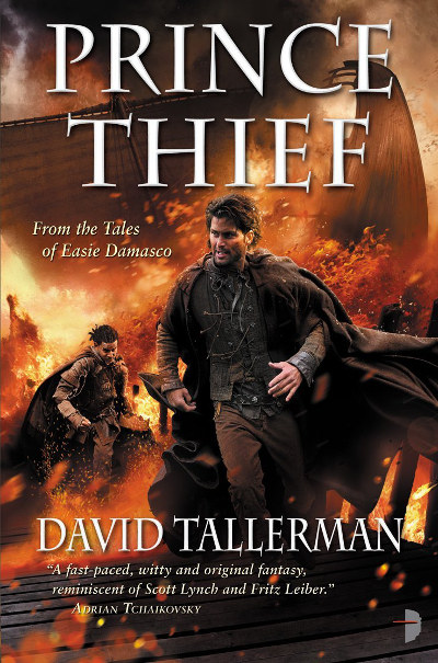 Prince Thief (Tales of Easie Damasco, #3)