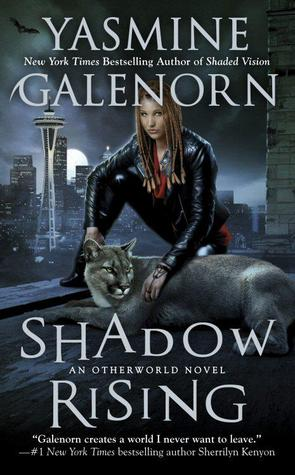 Shadow Rising (Sisters of the Moon / The Otherworld Series, #12)