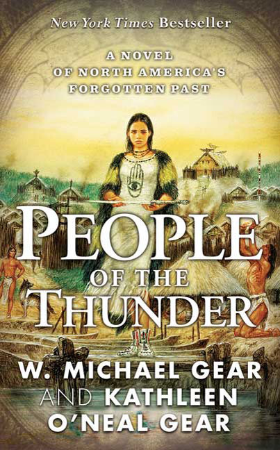 People of the Thunder (First North Americans, #16)
