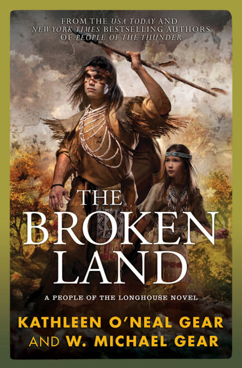 The Broken Land (First North Americans, #19)