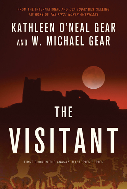 The Visitant (Anasazi Mysteries, #1)