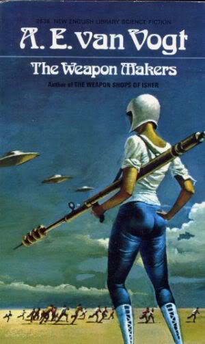 The Weapon Makers (Isher, #1)