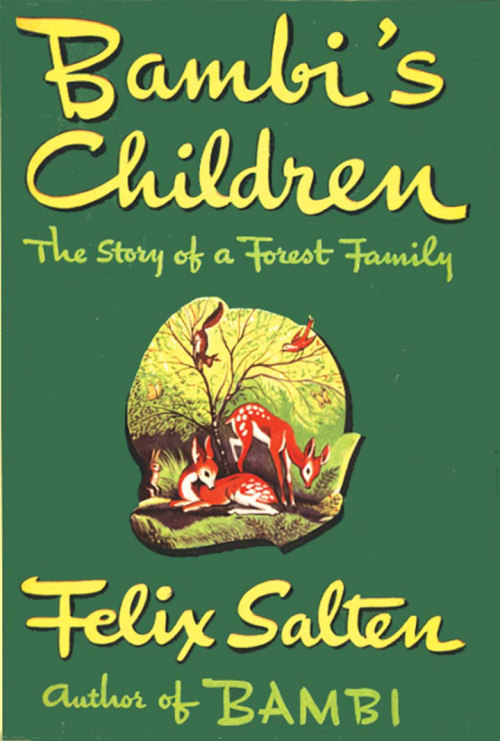 Bambi's Children: The Story of a Forest Family (Bambi, #2)