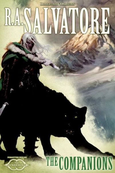 The Companions (Forgotten Realms: The Sundering, #1)
