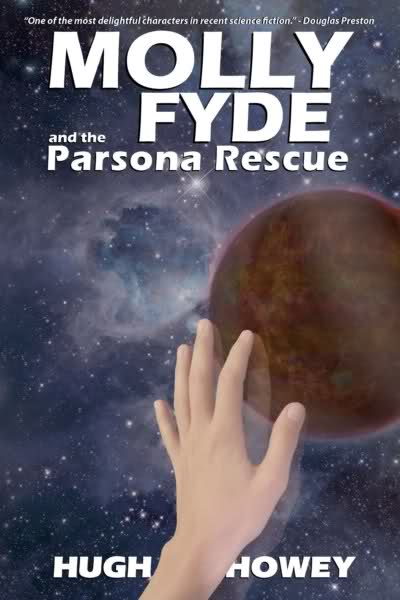Molly Fyde and the Parsona Rescue (The Molly Fyde Saga, #1)