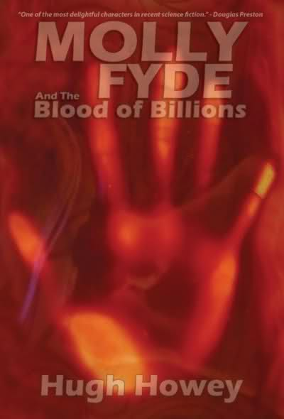Molly Fyde and the Blood of Billions (The Molly Fyde Saga, #3)