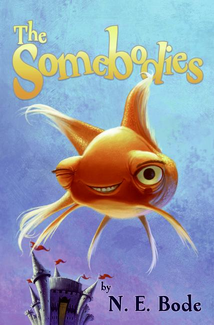 The Somebodies (The Anybodies, #3)