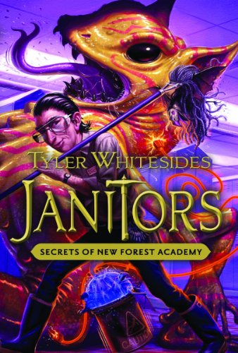 Secrets of New Forest Academy (Janitors, #2)