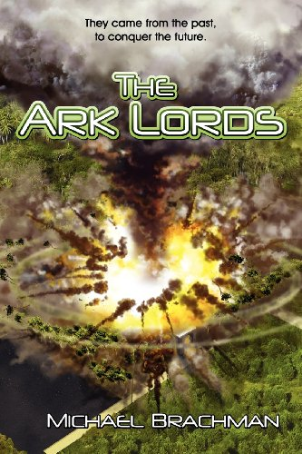 The Ark Lords (Rome's Revolution, #2)