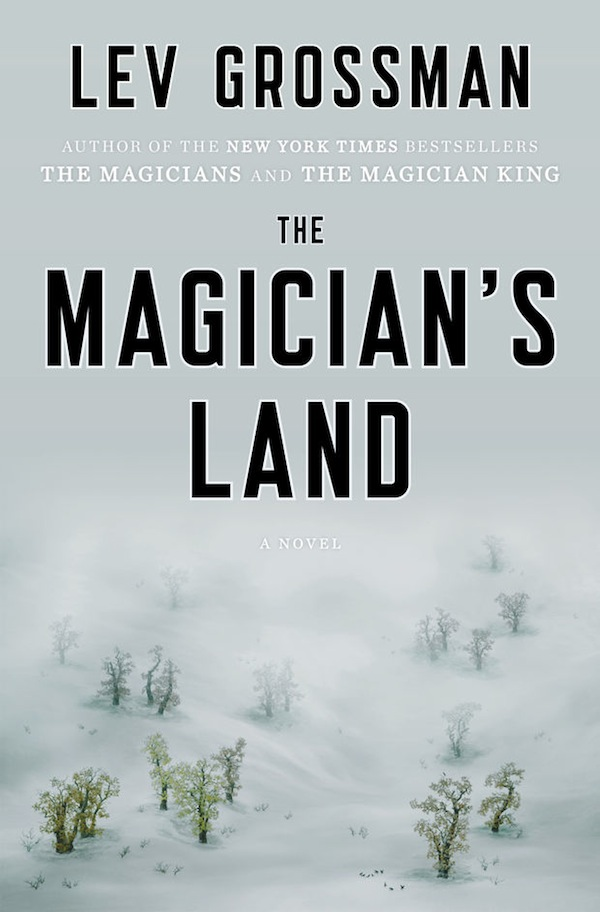 The Magician's Land (The Magicians Trilogy, #3)