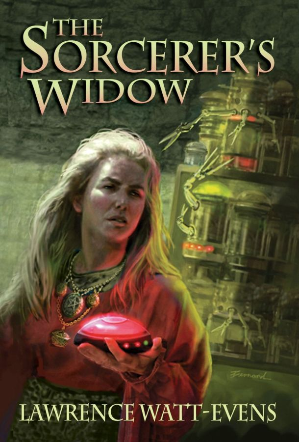 The Sorcerer's Widow (Legends of Ethshar, #12)