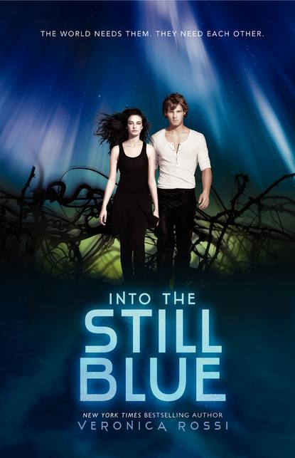 Into the Still Blue (Under the Never Sky trilogy, #3)