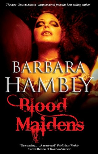Blood Maidens (James Asher Chronicles, #3)