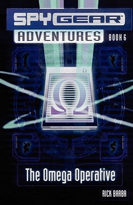 The Omega Operative (Spy Gear Adventures, #6)