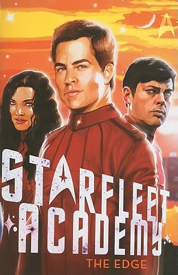 The Edge (Star Trek: Starfleet Academy (young adult series), #2)