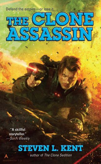 The Clone Assassin (Clone, #9)