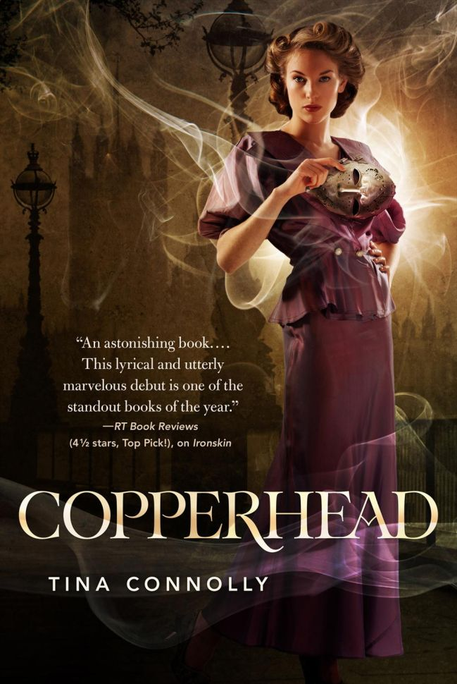 Copperhead (Ironskin, #2)