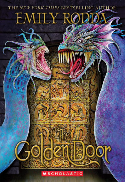 The Golden Door (The Three Doors, #1)