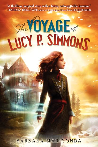 The Voyage of Lucy P. Simmons (The Voyage of Lucy P. Simmons, #1)