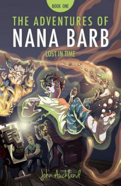 Lost in Time (The Adventures of Nana Barb, #1)