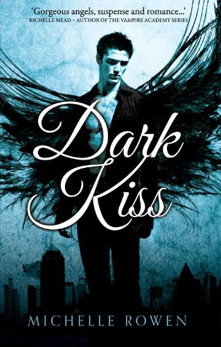 Dark Kiss (Nightwatchers, #1)