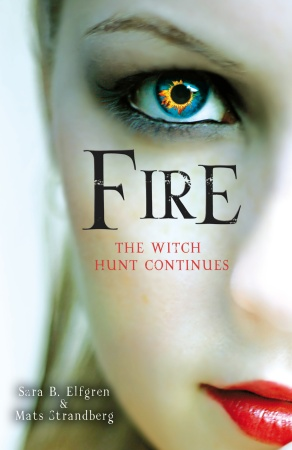 Fire (The Engelsfors Trilogy, #2)